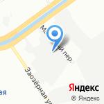 Тридекор на карте Санкт-Петербурга