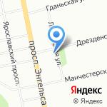 БМСпецодежда на карте Санкт-Петербурга