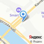 Медиалаб на карте Санкт-Петербурга