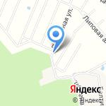 Юкковское на карте Санкт-Петербурга