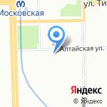 Санкт-Петербургская спортивная федерация тхэквондо на карте Санкт-Петербурга
