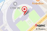 Схема проезда до компании Институт прикладных исследований в сфере инфраструктурного обеспечения в Санкт-Петербурге