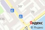 Схема проезда до компании Принтеллект в Санкт-Петербурге