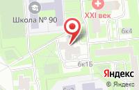 Схема проезда до компании Жкс-Север в Санкт-Петербурге