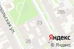 Схема проезда до компании Трейлер Парк в Санкт-Петербурге