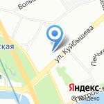 СпецИнком на карте Санкт-Петербурга