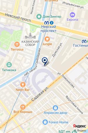 РЕКЛАМНОЕ АГЕНТСТВО ПИАРПИ СПБ на карте Ломоносова