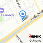Exist.ru на карте Санкт-Петербурга