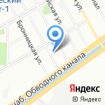 ОХРАНА на карте Санкт-Петербурга
