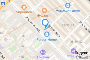 Комната в девятикомнатной квартире в Санкт-Петербурге м. Сенная площадь, Апраксин переулок, 10