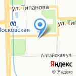 Реквием на карте Санкт-Петербурга
