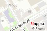Схема проезда до компании Трест-40 в Санкт-Петербурге