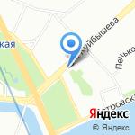 Диана Спорт Синдикат на карте Санкт-Петербурга
