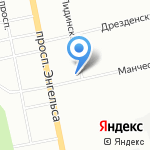 Parket.Guru на карте Санкт-Петербурга