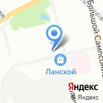 РусИмпортКомплект на карте Санкт-Петербурга