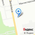 Феликс на карте Санкт-Петербурга