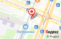 Схема проезда до компании Немецкое Качество в Санкт-Петербурге