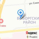 Детский сад №137 комбинированного вида на карте Санкт-Петербурга