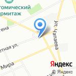 Совет ветеранов УМВД на карте Санкт-Петербурга