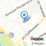 Лайм на карте Санкт-Петербурга