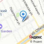 Московский Фондовый Центр на карте Санкт-Петербурга