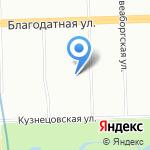 Проектное агентство на карте Санкт-Петербурга