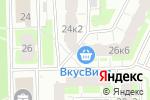 Схема проезда до компании Магазин мяса в Санкт-Петербурге