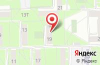 Схема проезда до компании Геймз в Санкт-Петербурге