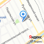 Пастер холдинг на карте Санкт-Петербурга