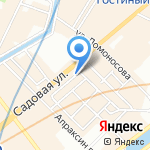 Money Honey на карте Санкт-Петербурга