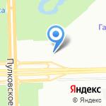 SALUT! на карте Санкт-Петербурга