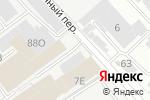 Схема проезда до компании NEWlink в Санкт-Петербурге