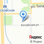 Bio-Service на карте Санкт-Петербурга