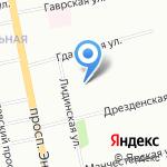ЭТС на карте Санкт-Петербурга