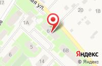 Схема проезда до компании Новостройки в Агалатово