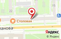Схема проезда до компании Плантация в Санкт-Петербурге