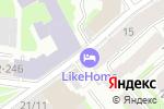 Схема проезда до компании Магазин обуви и одежды в Санкт-Петербурге
