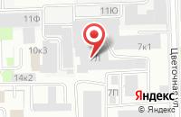 Схема проезда до компании Санрайз Си Эй в Санкт-Петербурге