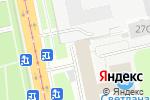Схема проезда до компании Светлана-сервис в Санкт-Петербурге