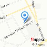 Галерея СПБ на карте Санкт-Петербурга