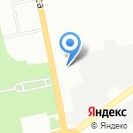 МСК на карте Санкт-Петербурга