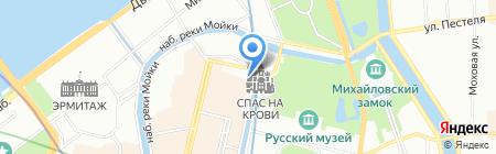 Центр Жилищного Кредитования на карте Санкт-Петербурга