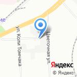 Zapravka812.ru на карте Санкт-Петербурга