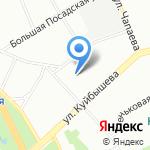 Мастерская по ремонту обуви и кожгалантереи на карте Санкт-Петербурга
