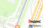 Схема проезда до компании АПЕК в Санкт-Петербурге