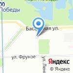 Фам-Копи на карте Санкт-Петербурга