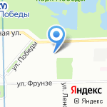 Ортофит.ру на карте Санкт-Петербурга