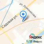 Внуки Левиса на карте Санкт-Петербурга