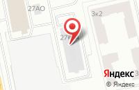 Схема проезда до компании Уф Нанодиод в Санкт-Петербурге