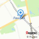 СтатусПроКонсалт на карте Санкт-Петербурга
